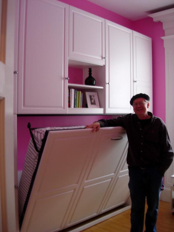 murphy bed closet 1