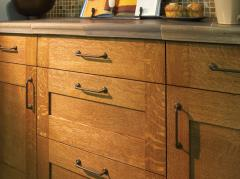 shaker oak drawers