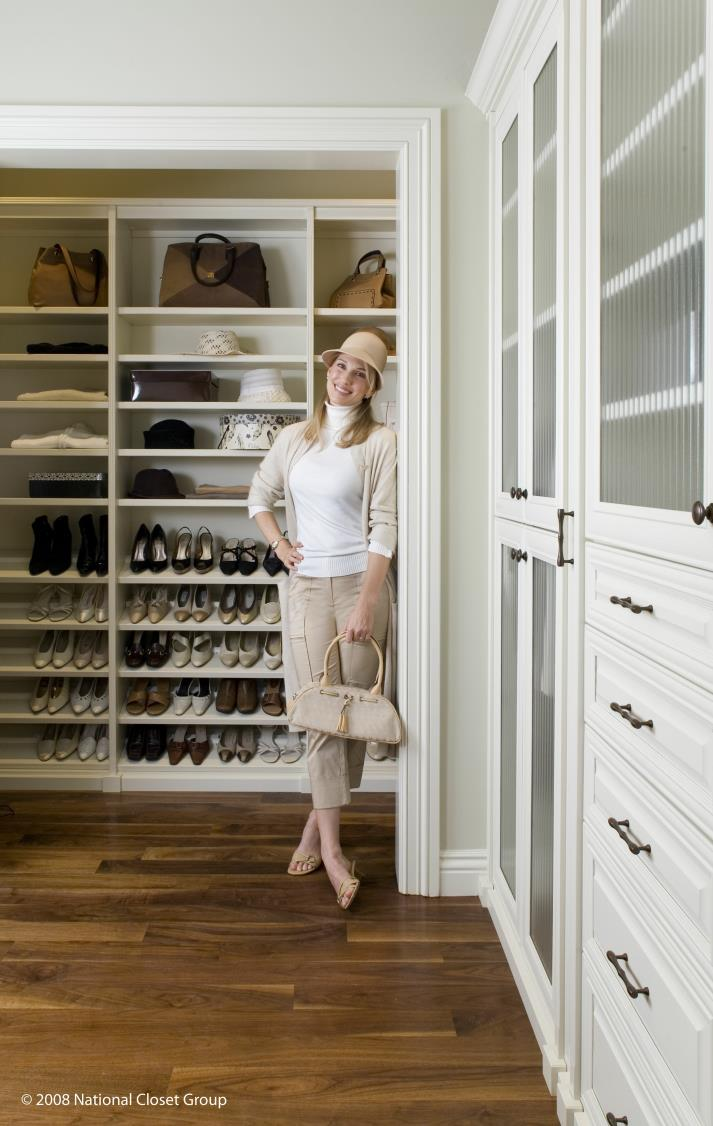 Beautiful Closets Pictures closet solutions